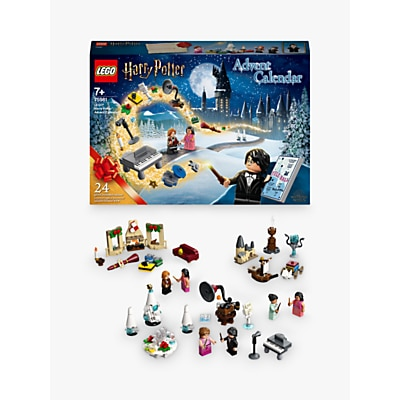 Picture of LEGO Harry Potter 75981 Advent Calendar 2020 with Minifigures