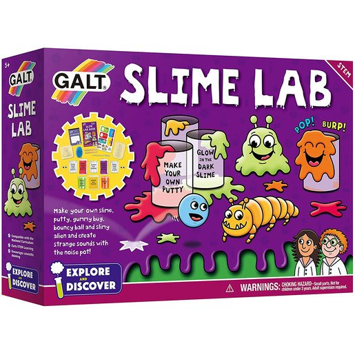 Picture of Galt Slime Lab