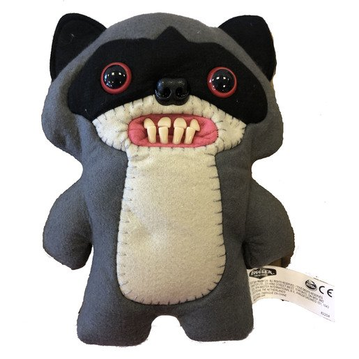 Picture of Fuggler 22cm Funny Ugly Monster - Grey And Black Bear