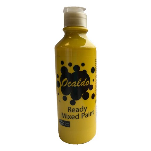 Picture of Early Learning Centre Bits & Basics Ready Mix Paint 300ml - Yellow