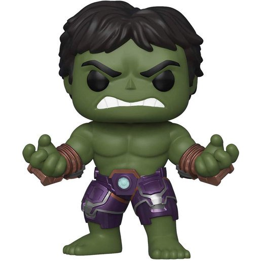 Picture of Funko Pop! Games: Marvel Avengers Games - Hulk (Stark Tech Suit)