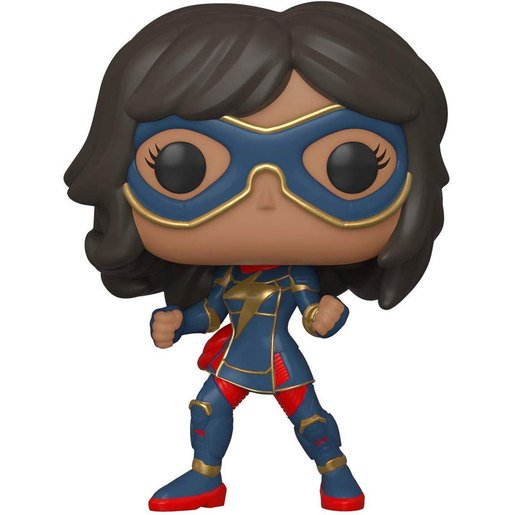 Picture of Funko Pop! Games: Marvel Avengers Games - Kamala Khan (Stark Tech Suit)