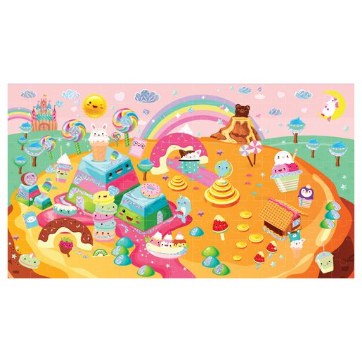 Picture of Jacks Sparkle and Glimmer Candy 150pc Puzzle
