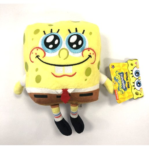 Picture of SpongeBob SquarePants Mini Plush - SpongeBob