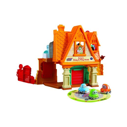 Picture of VTech Toot-Toot Drivers Cory Carson's Stay And Play Home