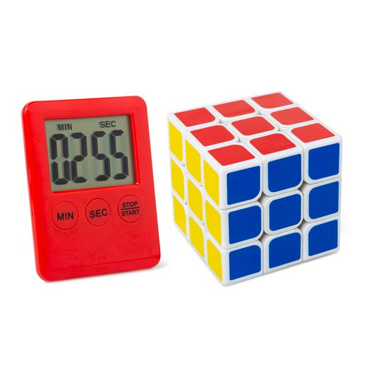 Picture of Speed Cube Challenge Puzzle
