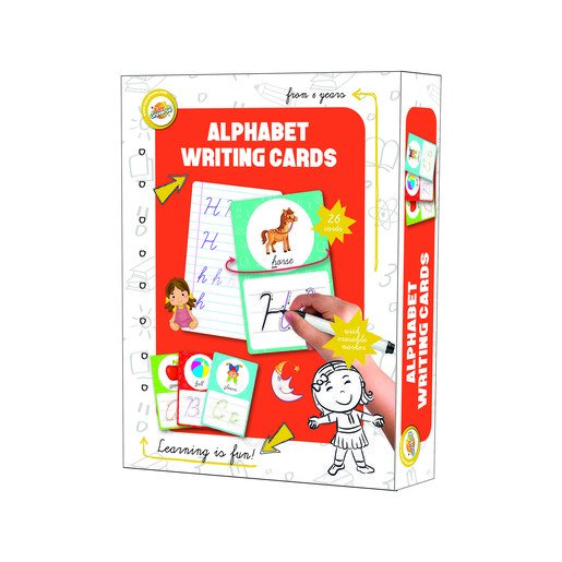 Picture of Alphabet Writing Cards
