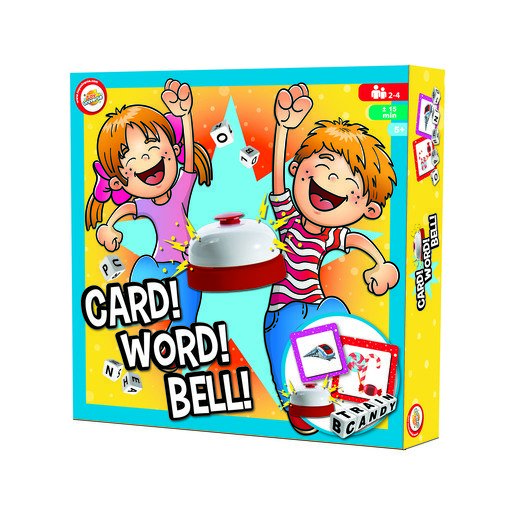 Picture of Card! Word! Bell! Game