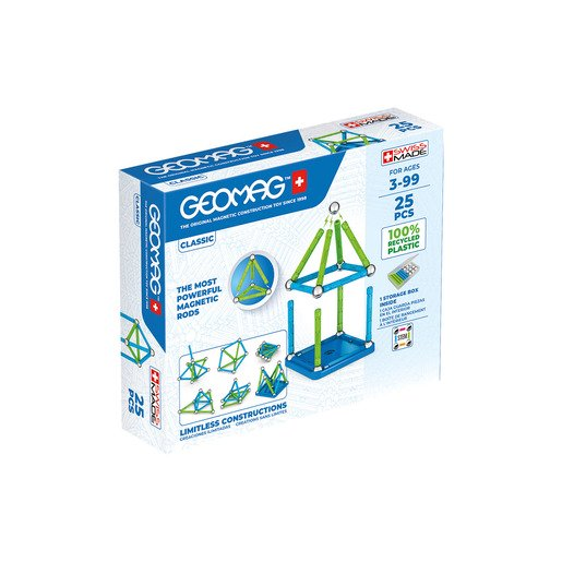 Picture of Geomag Eco - 25 Pieces