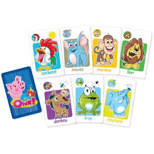 Picture of Go Oink Card Game
