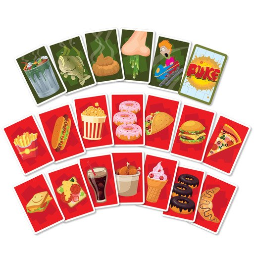 Picture of Puke Card Game