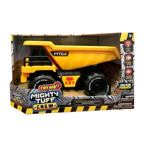 Picture of Mighty Tuff Crew Vehicles - Dump Truck
