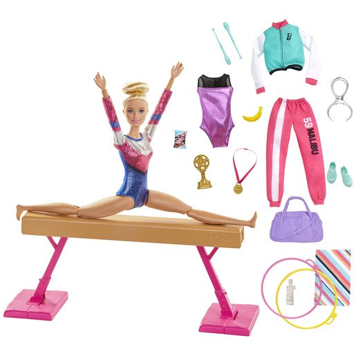 Picture of Barbie You Can Be Anything - Gymnast