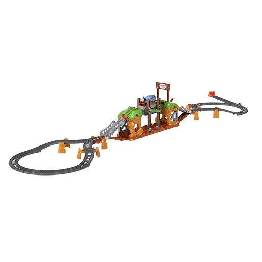 Picture of Fisher-Price Thomas & Friends Walking Bridge Train Set