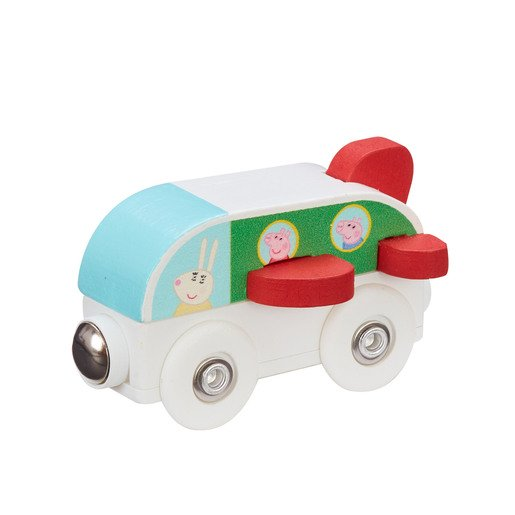 Picture of Peppa Pig Wooden Mini Vehicles - Plane