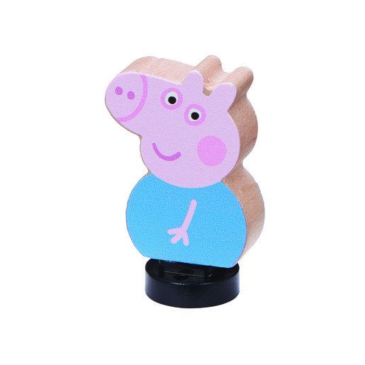 Picture of Peppa Pig Wooden Family Figures - George