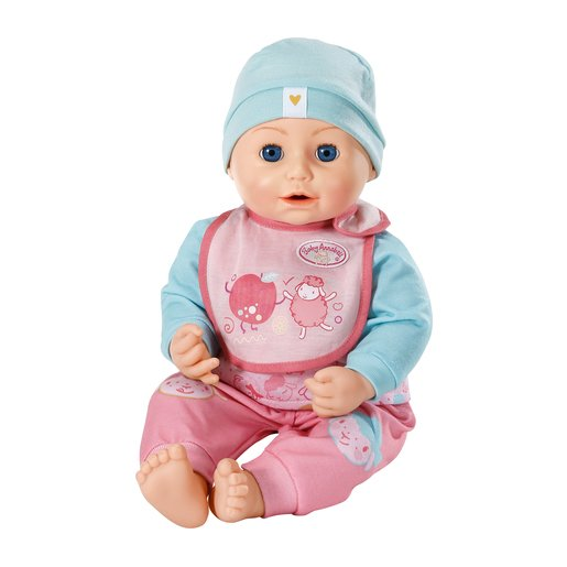 Picture of Baby Annabell 43cm Lunch Time Annabell Doll