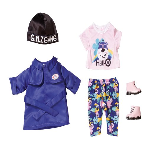 Picture of BABY Born Deluxe 43cm Cold Day Outfit