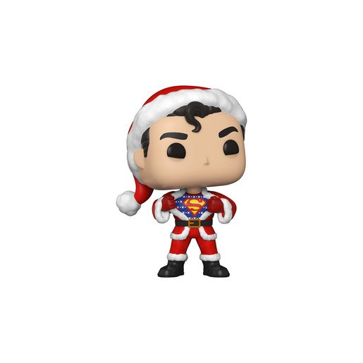 Picture of Funko Pop! Heroes: DC Holiday - Superman With Sweater