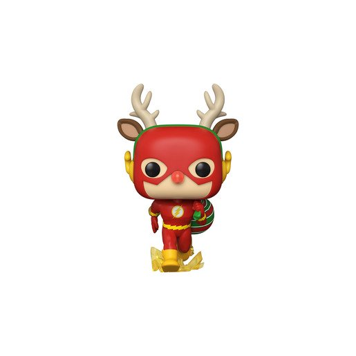 Picture of Funko Pop! Heroes: DC Holiday - The Flash Holiday Dash
