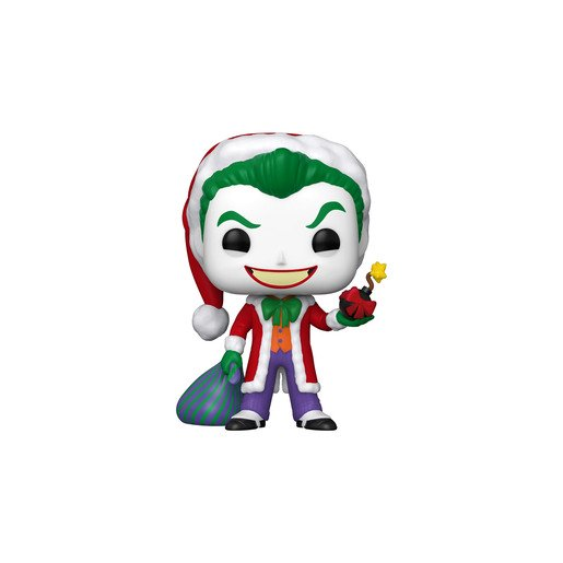 Picture of Funko Pop! Heroes: DC Holiday - The Joker As Santa