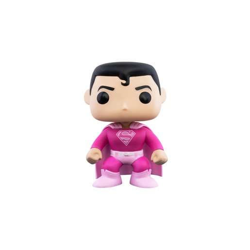 Picture of Funko Pop! Heroes: Breast Cancer Awareness - Superman