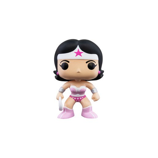 Picture of Funko Pop! Heroes: Breast Cancer Awareness - Wonder Woman