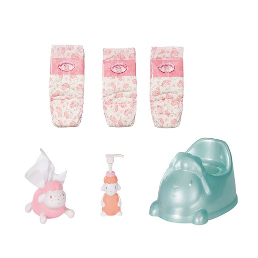 Picture of Baby Annabell Potty Set