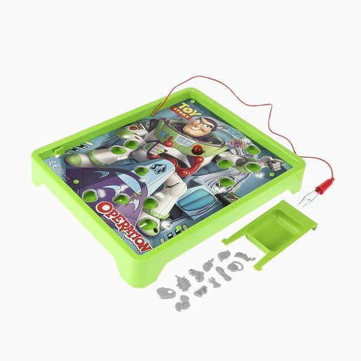 Picture of Disney Pixar Toy Story 4 Buzz Lightyear Operation Game