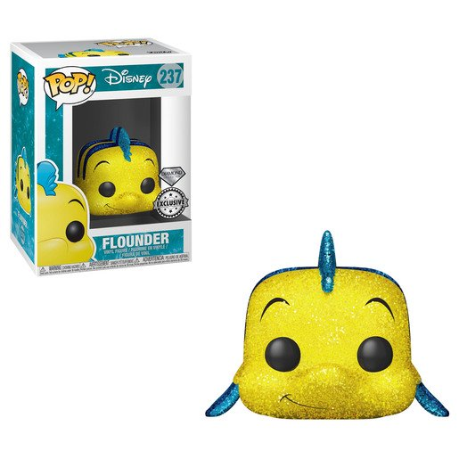 Picture of Funko Pop! Disney: The Little Mermaid - Flounder