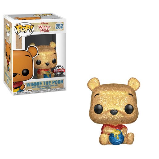 Picture of Funko Pop! Disney: Winnie the Pooh - Seated Pooh