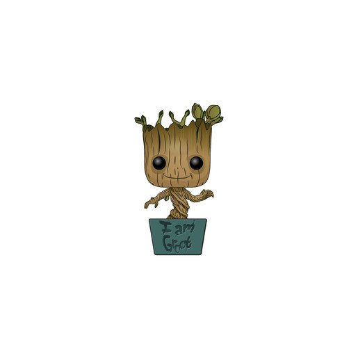 Picture of Funko Pop! Marvel: Guardians Of The Galaxy - Dancing Groot