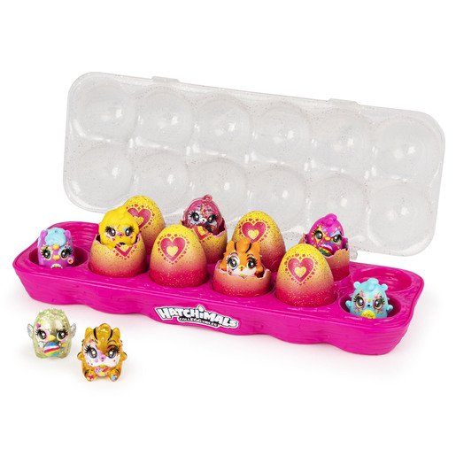 Picture of Hatchimals CollEGGtibles Limmy Edish Glamfetti 12-Pack