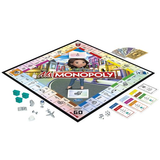 Picture of Ms. Monopoly