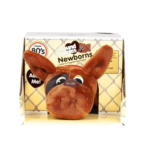 Picture of Dogs Trust Pound Puppies Newborns - Red Brown