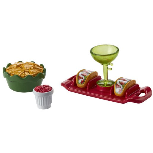 Picture of Barbie Mini Story - Food Playset