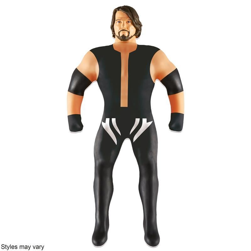 Picture of Stretch WWE AJ Styles toy