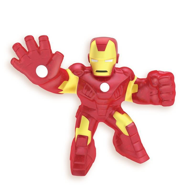 Picture of Heroes of Goo Jit Zu Marvel Superheroes toy - Iron Man
