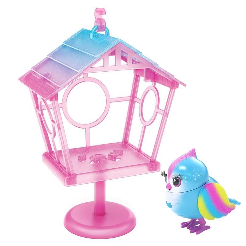 Picture of Little Live - Lil Bird & House Series 10 toy - Rainbow Tweets