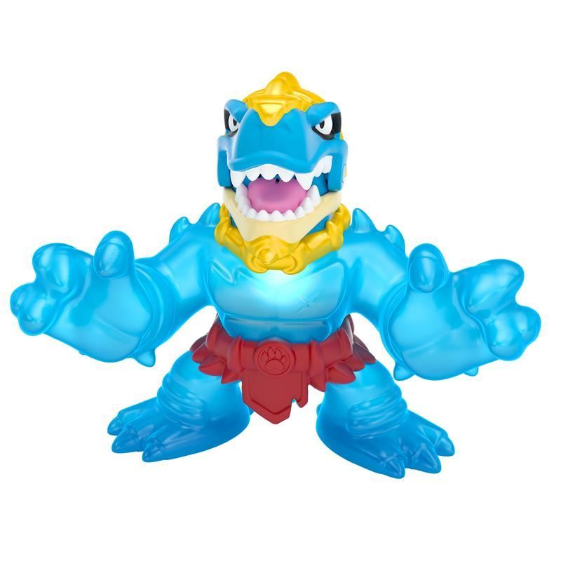 Picture of Heroes of Goo Jit Zu Supergoo toys - Dino