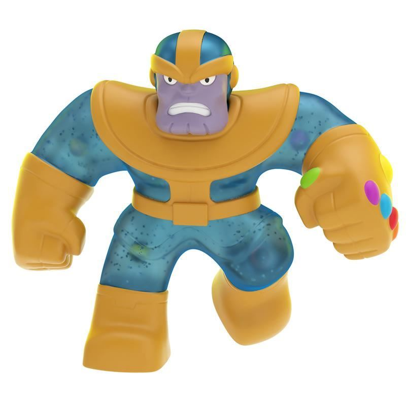 Picture of Heroes of Goo Jit Zu Marvel Supergoo Hero toy - Thanos