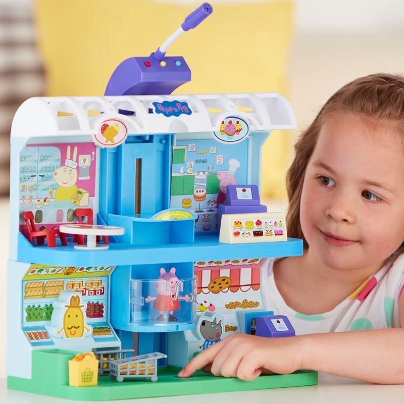 Picture of Peppa Pig Peppa's Shopping Centre Playset