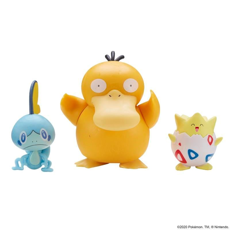 Picture of Pokémon Battle 3 Figure Pack (2