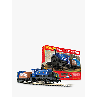 Picture of Hornby R1220 The Highland Rambler Train Set