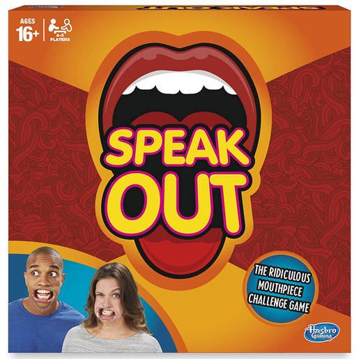 Picture of Speak Out Game