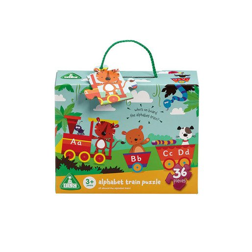 Picture of Early Learning Centre Alphabet Train Puzzle