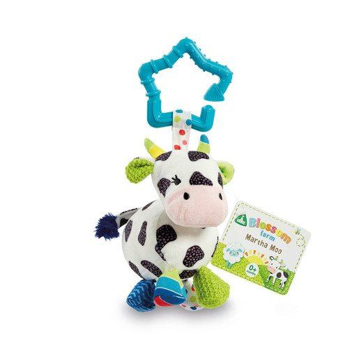 Picture of Blossom Farm Martha Moo Hanging Toy