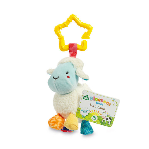 Picture of Blossom Farm Lulu Lamb Hanging Toy