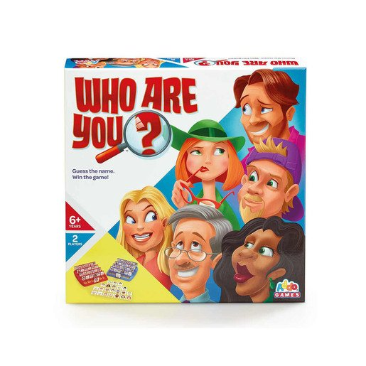 Picture of Addo Games Who Are You?