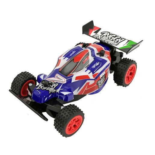 Picture of RC 1:28 Buggy Extreme - Blue